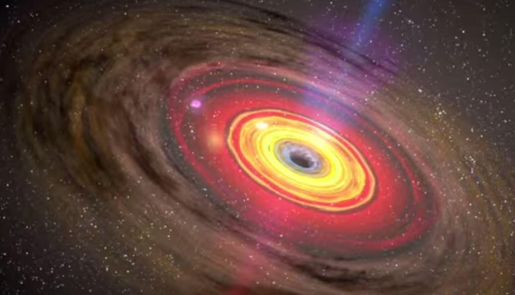 satellite images of black hole - photo #21