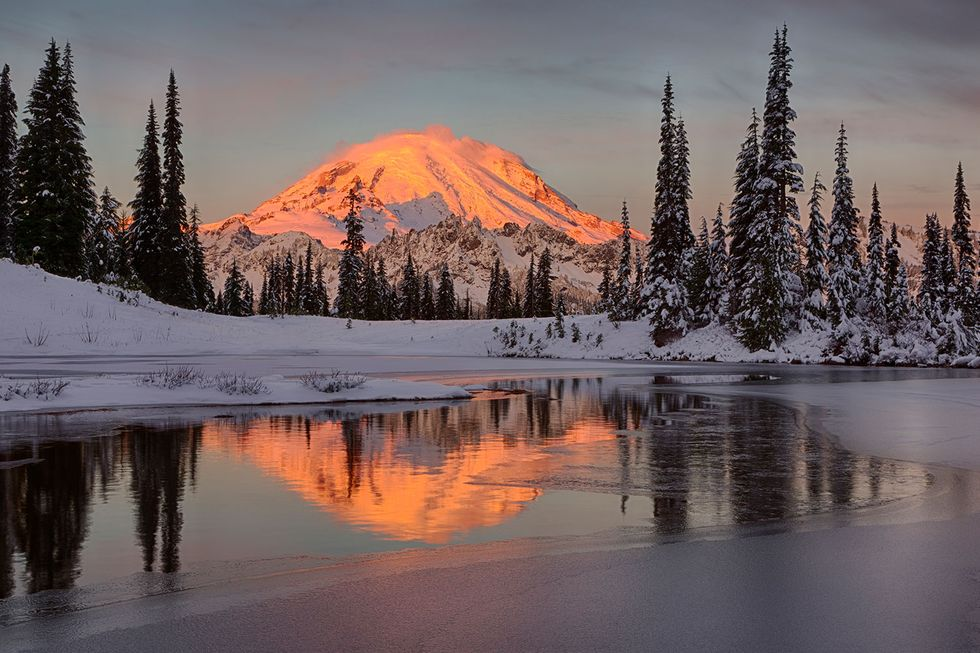 Winter Solstice is the longest day and the shortest night of the year. (Getty Images)